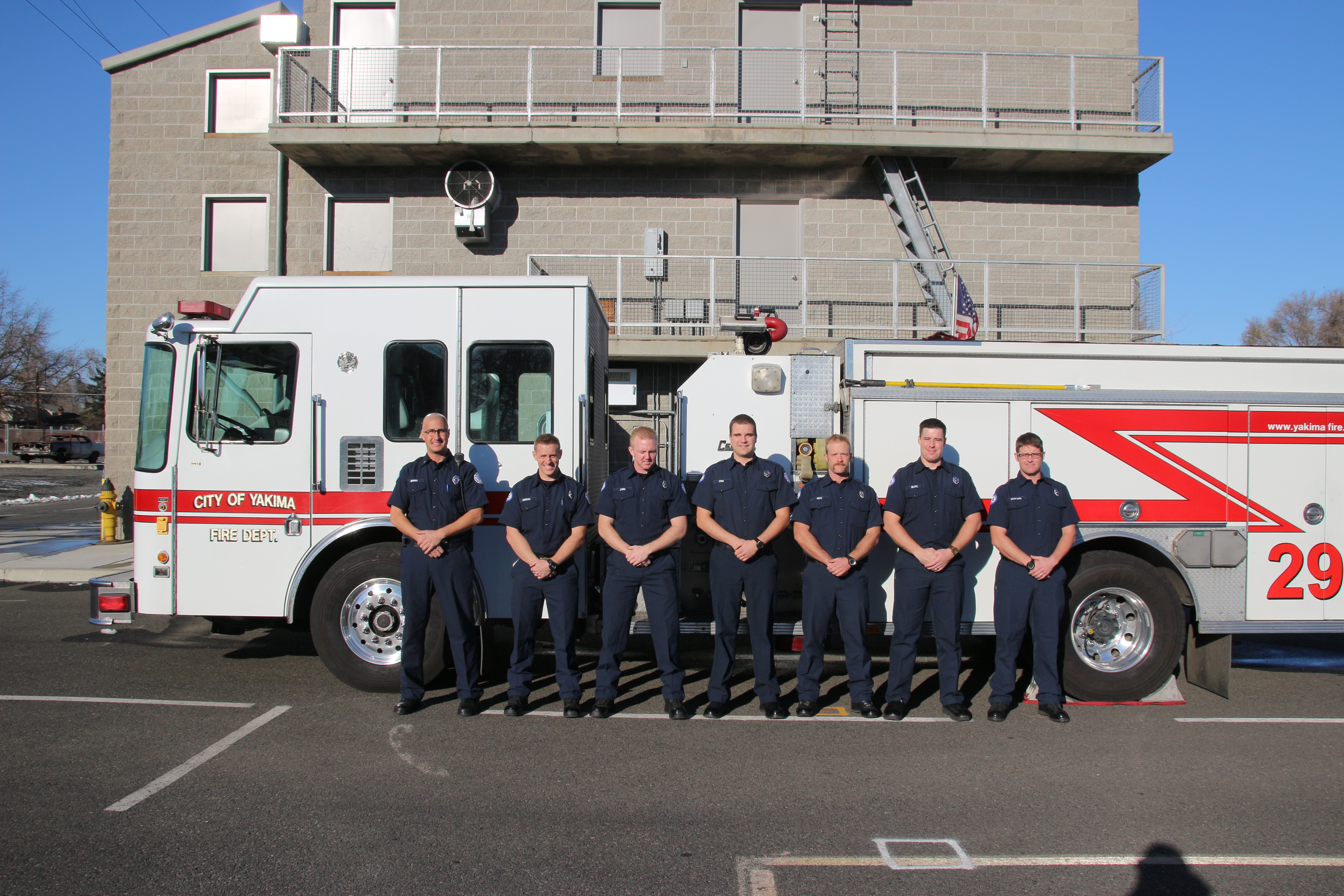 Employment With The Yakima Fire Department Yakima Fire Department